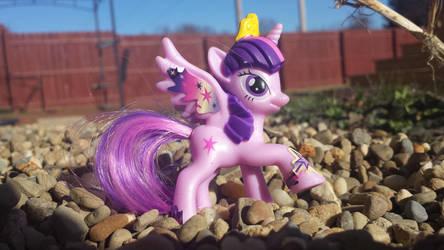 Princess Twilight Sparkle  by KyoukoEevee13