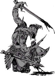Ephialtes by Doomsin