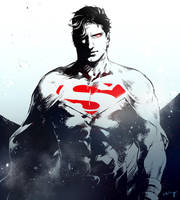 Lord Superman by Haining-art