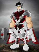 Mr Majestic and Thor Amalgam by payno0