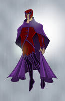 Magneto Redesign by payno0