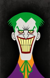The Joker by payno0