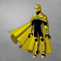 Dr Fate - Redesign by payno0