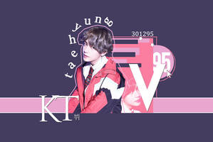 Wallpaper Kim Taehyung (LOVE YOURSELF HER E Ver.) by ZomiDragneel