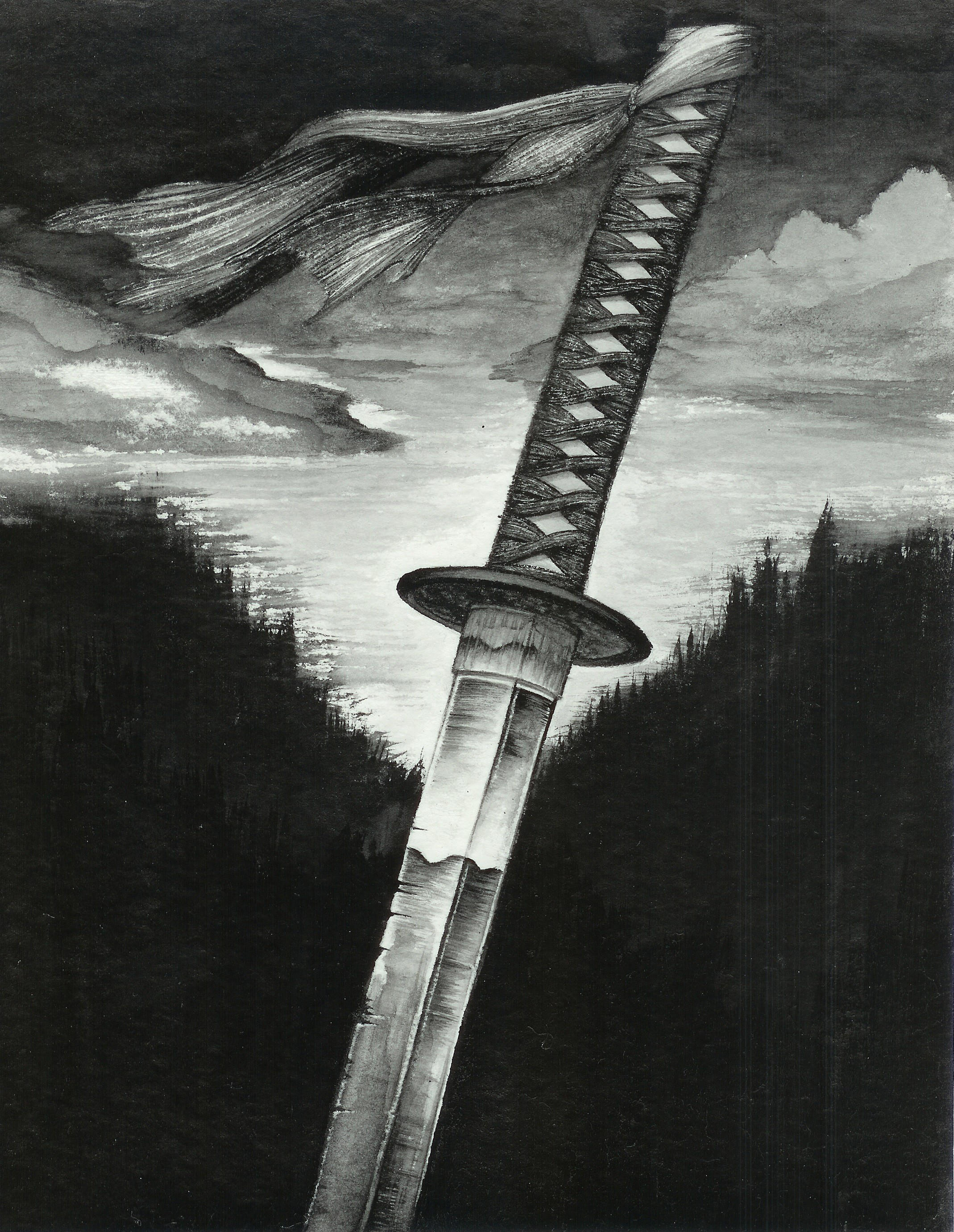 Soul of the Samurai by Zaider