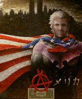 Tribute:America by Zaider