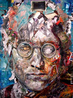 John Lennon vol.2,5 by Zaider