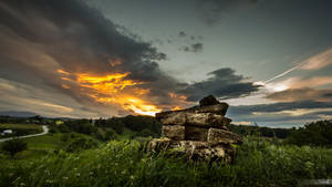 Colors in the sky by TomazKlemensak