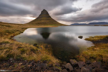 Icelandic pyramid by TomazKlemensak