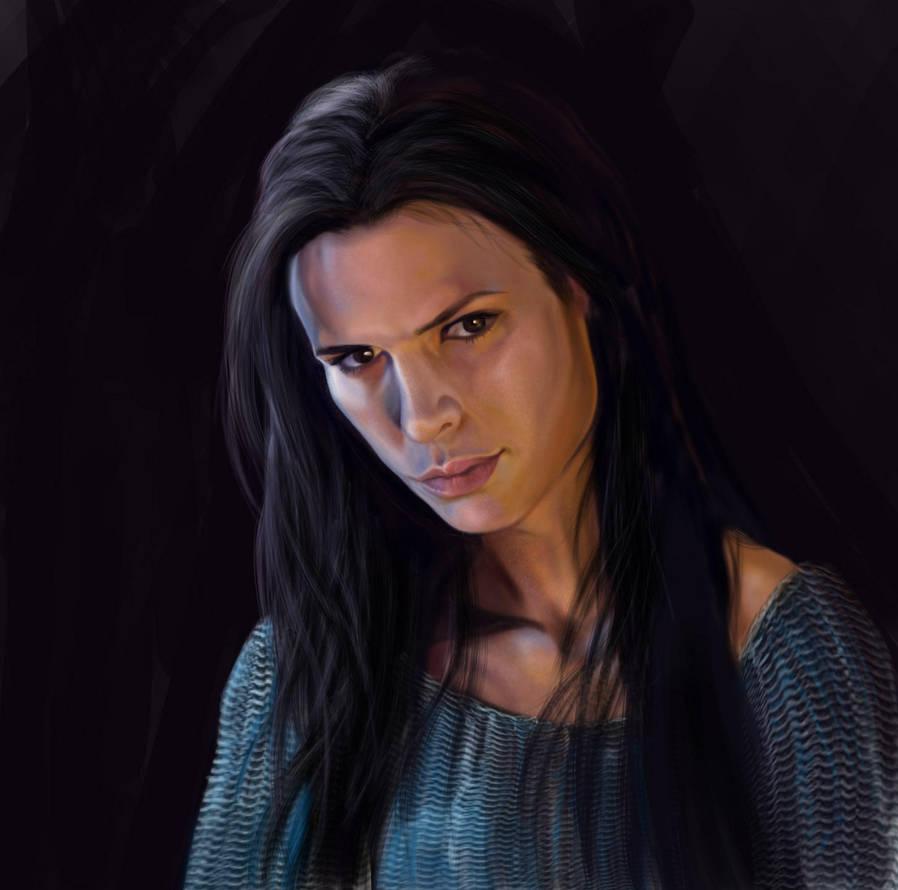 Underworld Sonja by NarikoIX