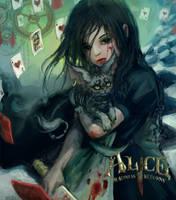 Alice by Morwran