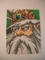 Shining Force 2 - Sir Astral by TheChairSlayer