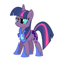 Twilight: The Mare in the Moon by Bronyboy