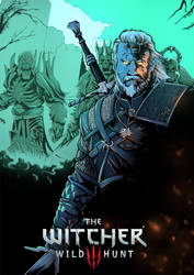 The Witcher 3 by greenhickup