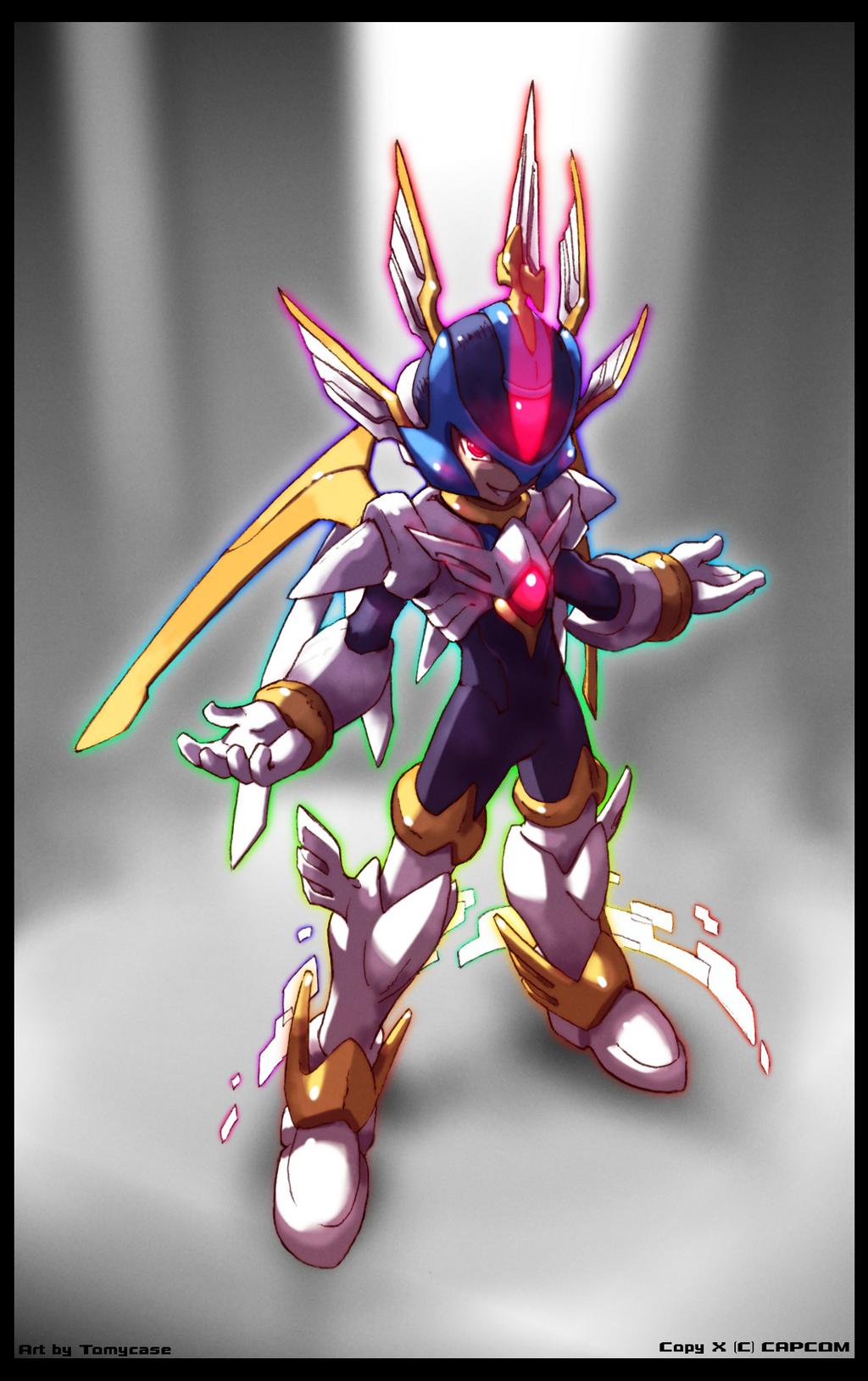 Master of Neo Arcadia by Tomycase