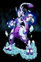 Mecha-Mewtwo by Tomycase