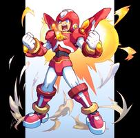 Super Megaman by Tomycase