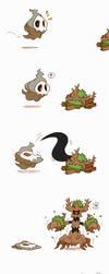 A Pokemon Story by Tomycase