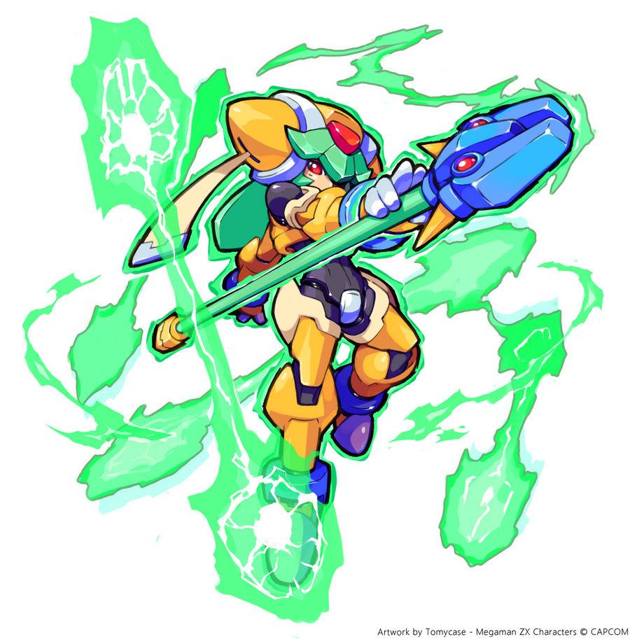 pandora, Mega Man ZX, Mega Man ZX / プロパン - pixiv