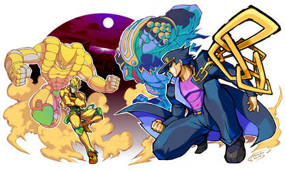 - DIO's World - by Tomycase