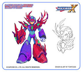X Armor Contest : Gem Powered Armor by Tomycase