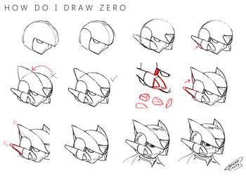 How Do I Draw Zero [Tutorial] by Tomycase