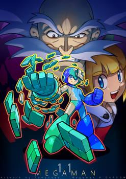 Let's Rock' On - Megaman 11 by Tomycase