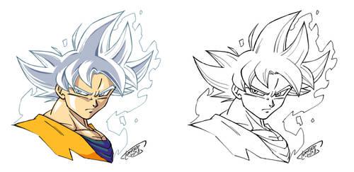 Goku Mastered UI by Tomycase