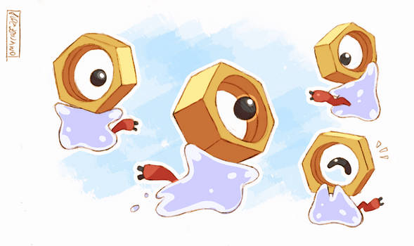 Meltan by Tomycase