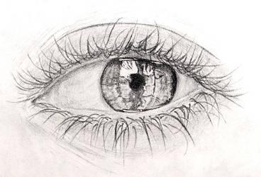 An Eye by Carlotta4th
