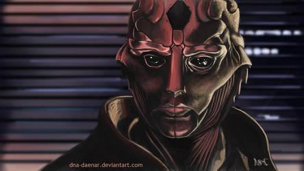 Thane by DNA-Daenar