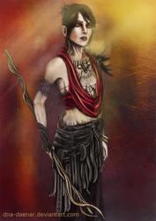 Morrigan by DNA-Daenar