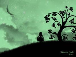 Innocent Jade by Vampire-Kitsune