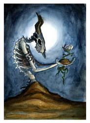 Tarot: Death by Sitamonster
