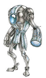 Gallium Colored by Sitamonster