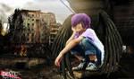 The Fallen Angel by DaedraPrincess25