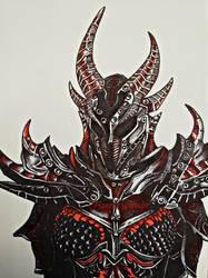 Daedric Armor by DaedraPrincess25