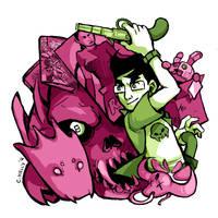 Jake English by puchiko2