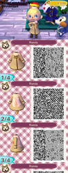 Animal Crossing New Leaf: APH - Russia by keepcalmandship
