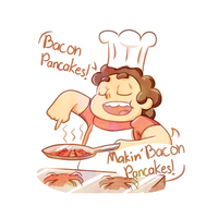 Steven the Chef by Ranoutofideas