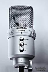Microphone by Turtlegamer