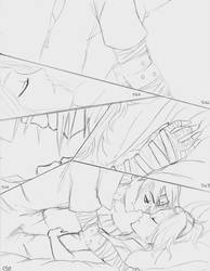 SASUKE doujin pt100 by Stray-Ink92
