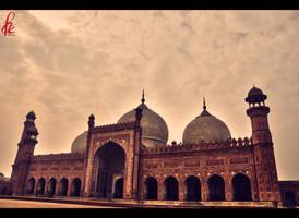Royal Mosque by faizan47