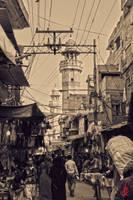 Mosque Wazir Khan by faizan47