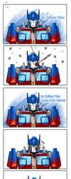 TFM-01-when Autobots meet Sam by BloodyChaser