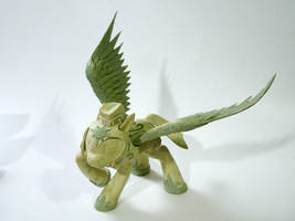 Celestia's Royal Pegasus Guard. by frozenpyro71