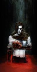 Blood bath by metalmiku