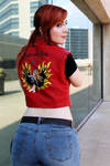 Valkyrie | Claire Redfield Cosplay by HopeHavoc