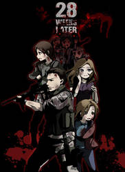 28 weeks later by KL-chan