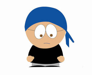 Robert-South Park Character by PlatinumRobert